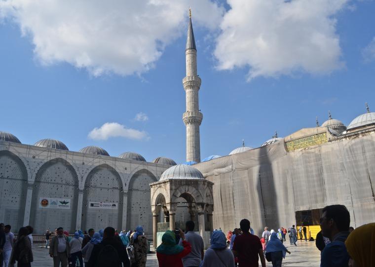 Blue Mosque_Sultanahmet_Istanbul_2