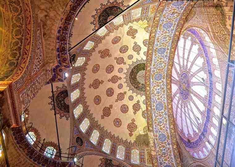 Blue Mosque_Sultanahmet_Istanbul_3