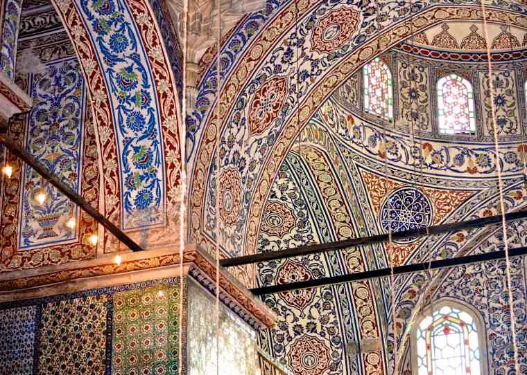 Blue Mosque_Sultanahmet_Istanbul_5