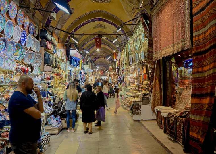 Grand Bazaar_Sultanahmet_Istanbul_1