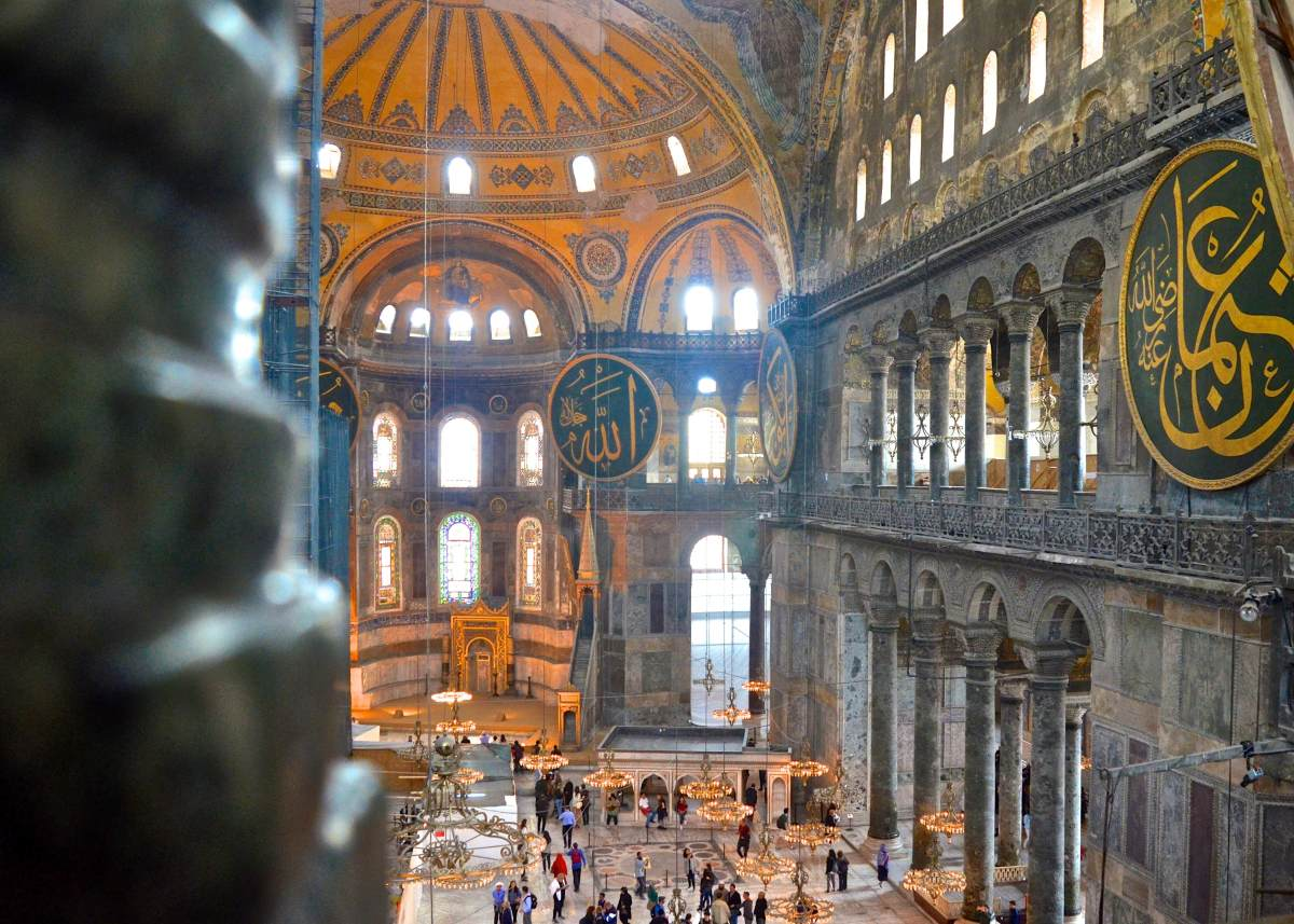 The most incredible sights in the historic heart of Istanbul