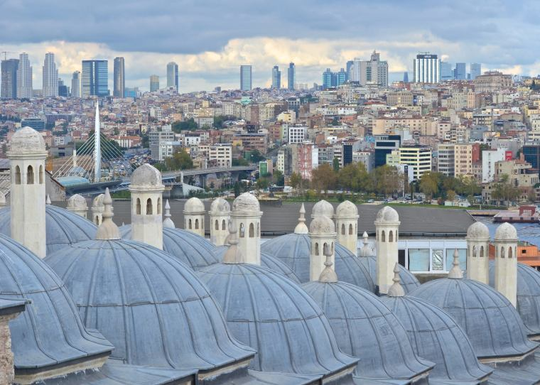 Suleymanie Mosque_Sultanahmet_Istanbul__3