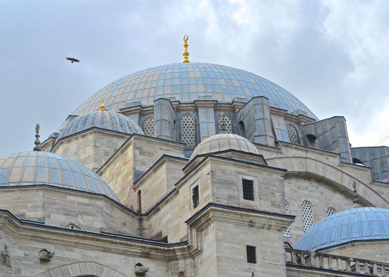 Suleymanie Mosque_Sultanahmet_Istanbul__4