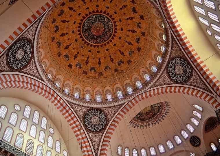 Suleymanie Mosque_Sultanahmet_Istanbul__5