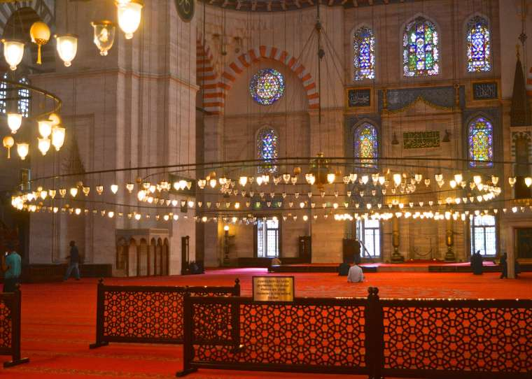 Suleymanie Mosque_Sultanahmet_Istanbul__6