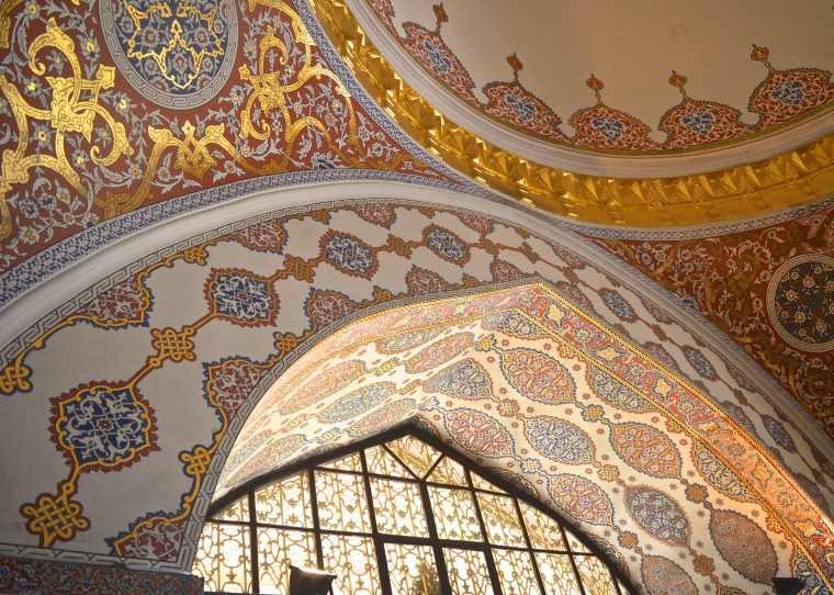 Topkapi Palace_Sultanahmet_Istanbul_2