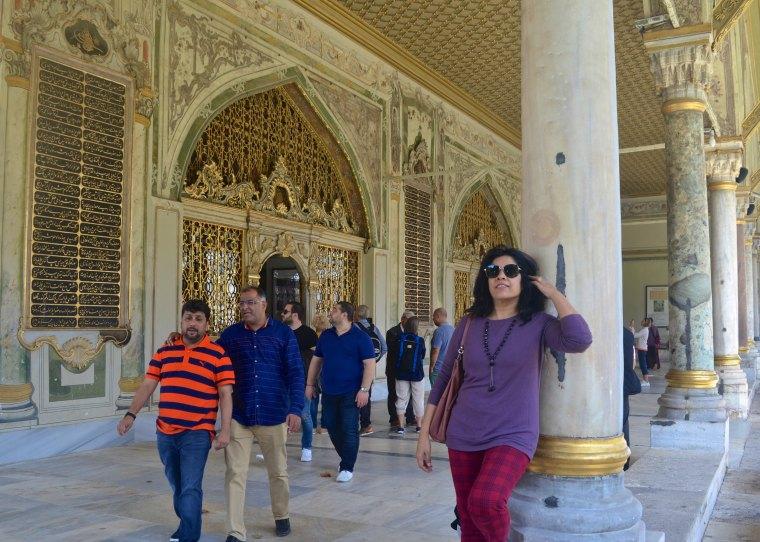 Topkapi Palace_Sultanahmet_Istanbul_8