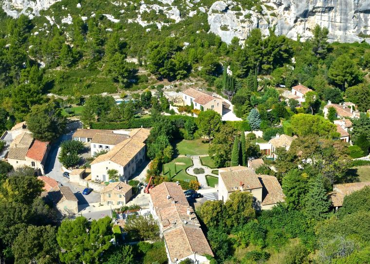 Views_Les Baux-de-Provence_France_1