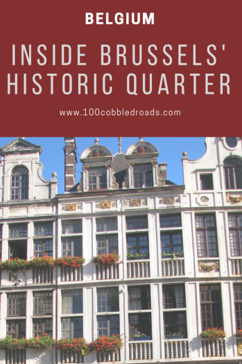 Belgium's capital old town is enchanting #brussels #grand place #medieval square #historic town #guild houses #historic quarter