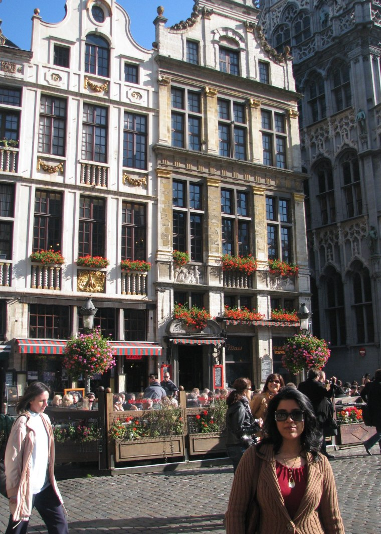 Guildhouses_Grand Place_Brussels_2