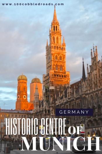 Why you should not miss Munich, Germany's secret capital city #bavaria #munich #historic centre #medieval city