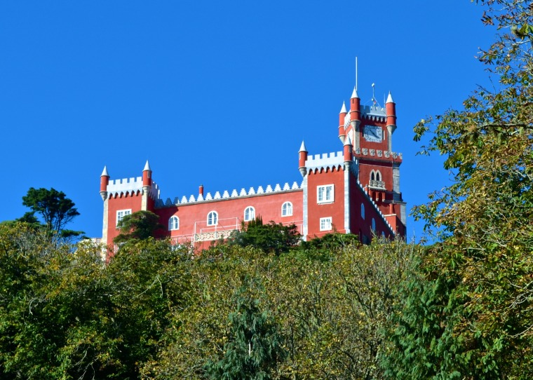 Pena Palace_Sintra_Portugal_1