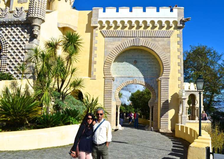 Pena Palace_Sintra_Portugal_3