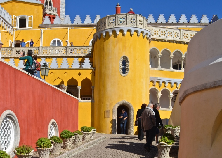 Pena Palace_Sintra_Portugal_4