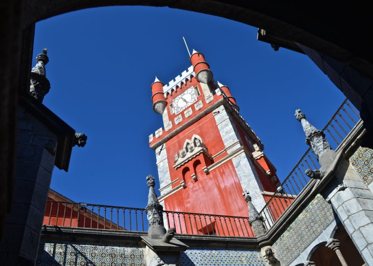 Pena Palace_Sintra_Portugal_5