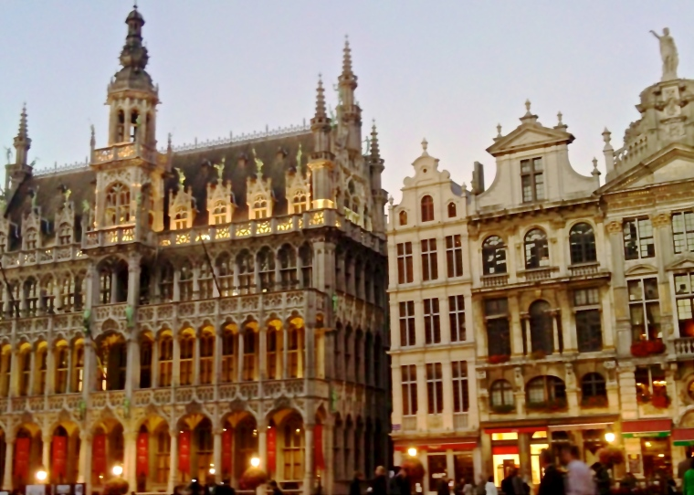 Town Hall_Grand Place_Brussels_2