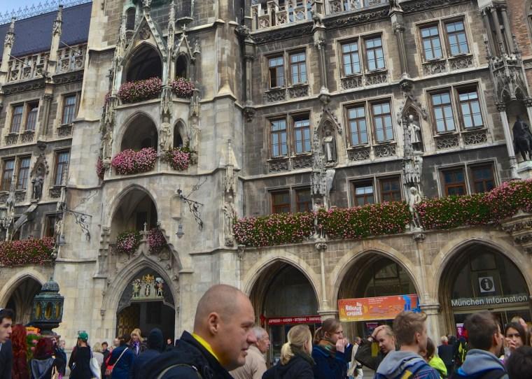Town Hall_Marienplatz_Munich_1