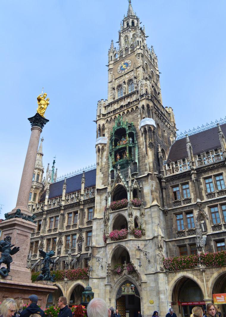 Town Hall_Marienplatz_Munich_2