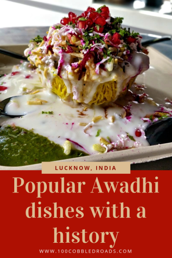 Digging into Lucknow's culinary past #awadhi cuisine #lucknow #india #gastronomy #street food #culinary #foodie