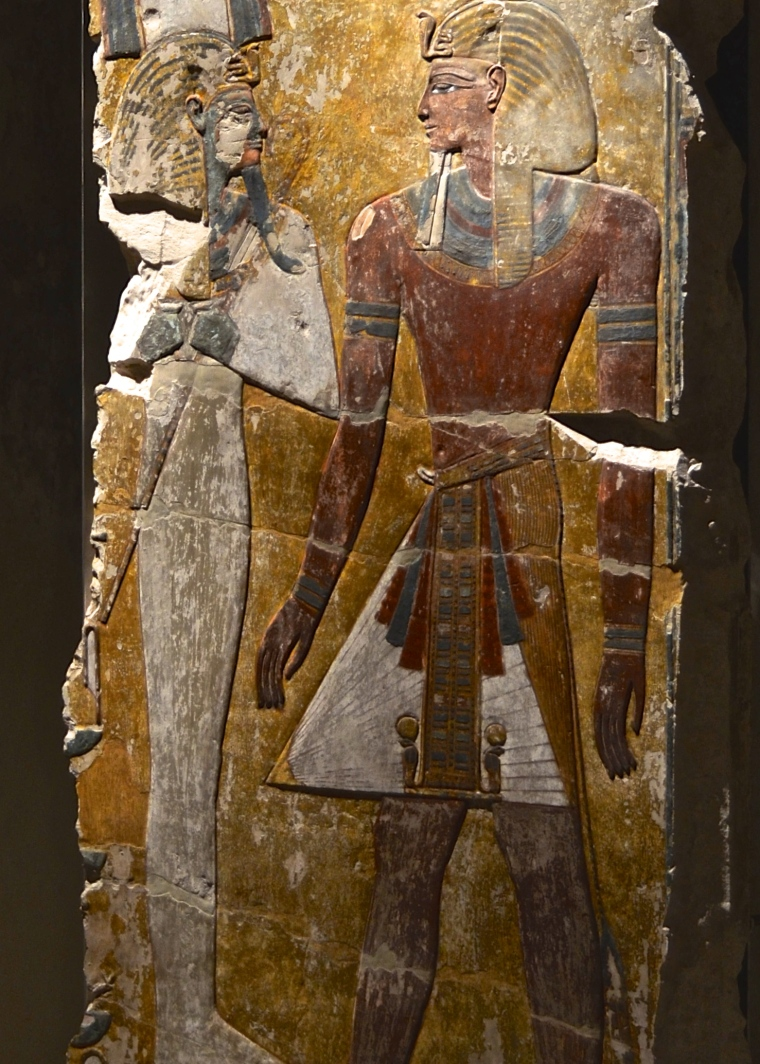 Neues Museum of Egyptian antiquities_Berlin_2