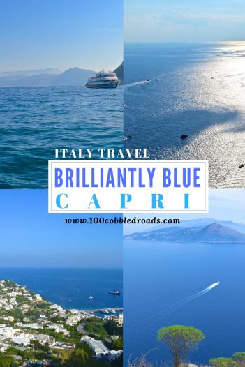 Idyllic island in Italy's Gulf of Naples #capri #italy #island #mediterranean #anacapri