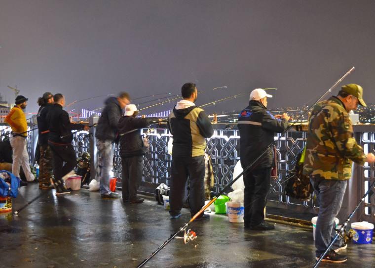 Fishing_Galata Bridge_Istanbul_1