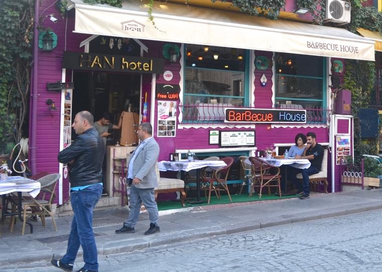Turkish street restaurant_Istanbul_1