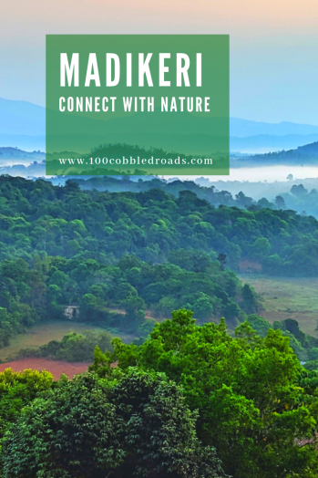 Connect with nature in Madikeri, Coorg #rainforestresort #naturedestination #madikeri #tajmadikeri #coorg #mountaingetaway #coffeecountry #luxurymountaingetaway