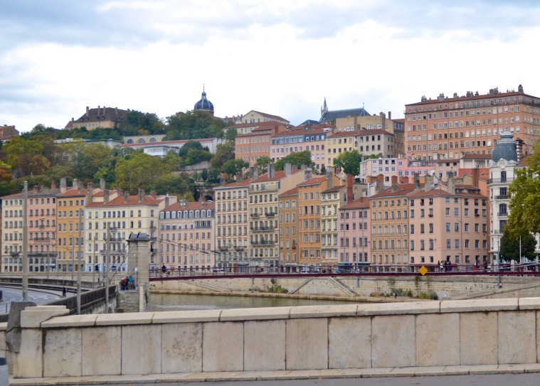 Saone riverside_Lyon_France_1
