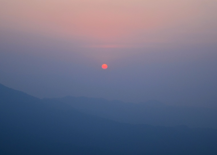 Sunset_Madikeri_3