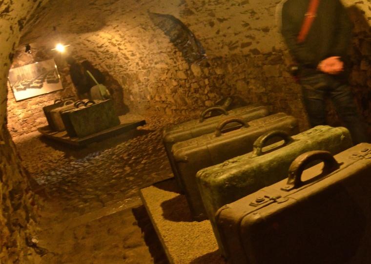 Cesky Krumlov_Castle_Cellar_2