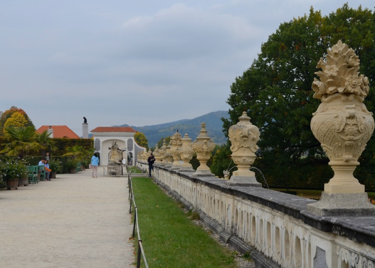 Cesky Krumlov_Castle_Garden_3