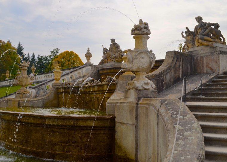 Cesky Krumlov_Castle_Garden_5