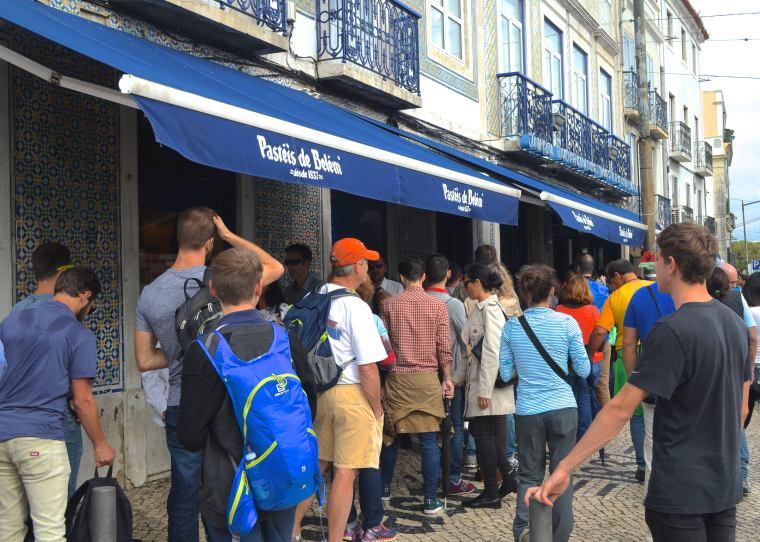 Pasties de Belem_Lisbon_Portugal_1