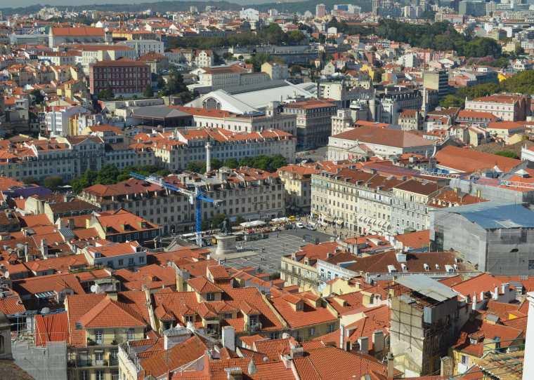 Sao Jorge Castle_Alfama_Lisbon_1