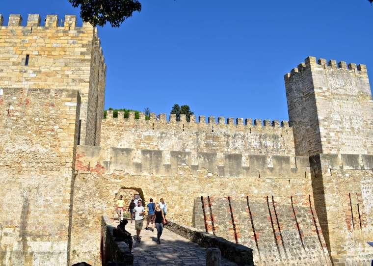 Sao Jorge Castle_Alfama_Lisbon_2
