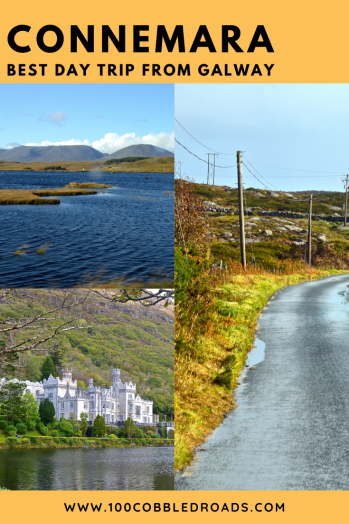 Best day trip from Galway #connemara #daytrip #moors #Ireland #bogland #kylemoreabbey