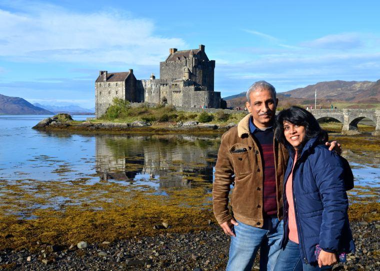 Inverness_Isle of Skye_Eilean Donan Castle_1