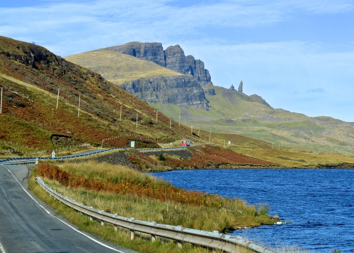 Isle of Skye will fire up your heart