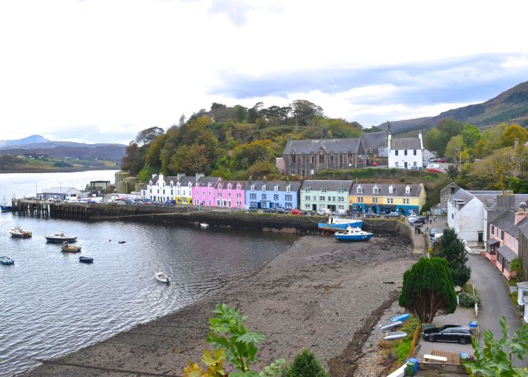 Inverness_Isle of Skye_Portree_4