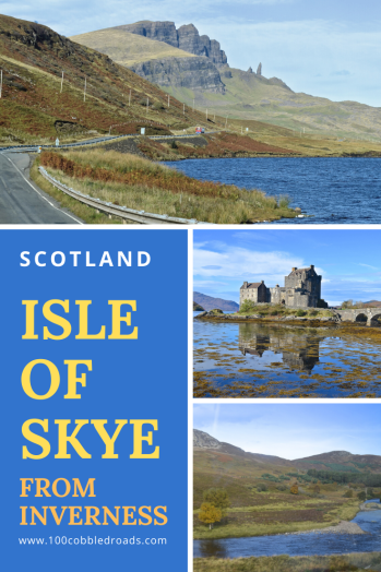 Visit the Scottish Highlands from Inverness #Isleofskye #scottishhighlands #oldmanofstorr #munros #scotland #britishisles
