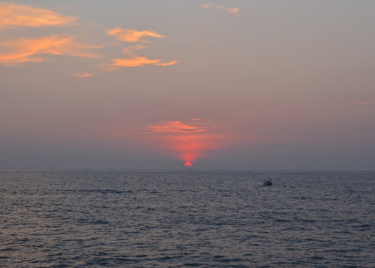 Goa_Aguada_Sunset_4