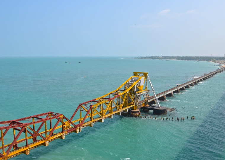 Madurai_Pamban Bridge_4