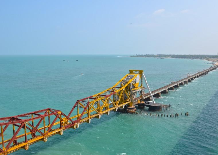 Madurai_Pamban Bridge_4