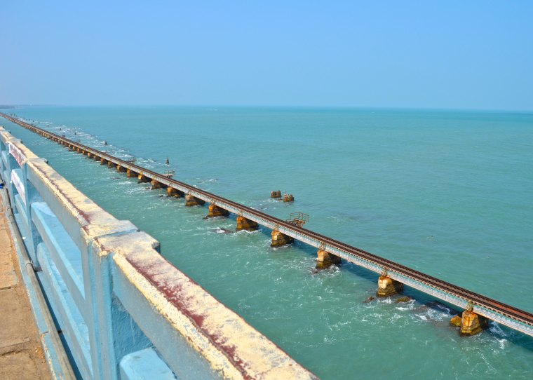 Madurai_Pamban Bridge_5