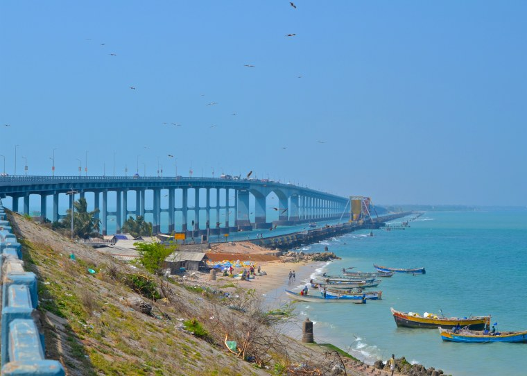Madurai_Pamban Bridge_7